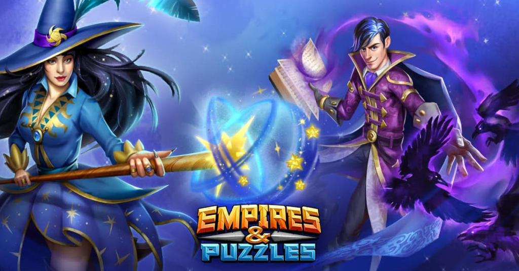 Tower Of Magic Review Empires and Puzzles Poster