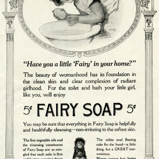 Fairy Soap Vintage Advertisement