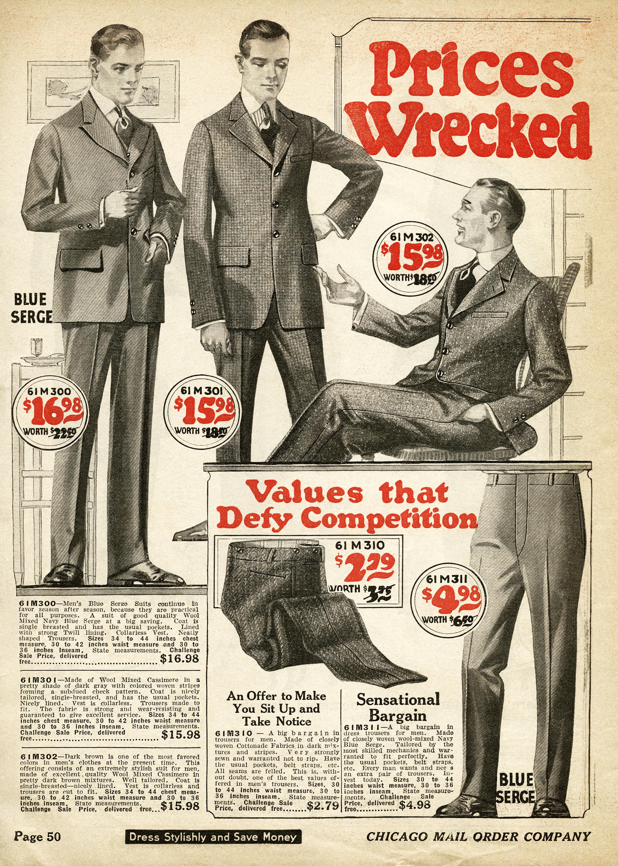 Vintage Clothing For Men Old Design Shop Blog
