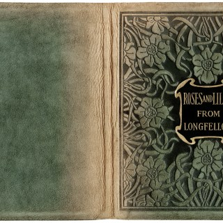 Free Vintage Image ~ Textured Book Cover