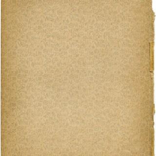 Free Vintage Image ~ Aged Patterned Endpaper