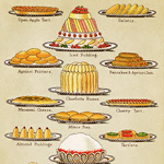 Now Available in my Etsy Shop ~ Mrs. Beeton's Puddings & Pastry