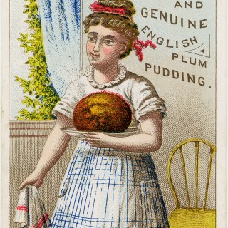 Atmore's Mince Meat Victorian Trade Card ~ Free Graphic