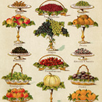 Now Available in my Etsy Shop ~ Mrs. Beeton's Dessert Page