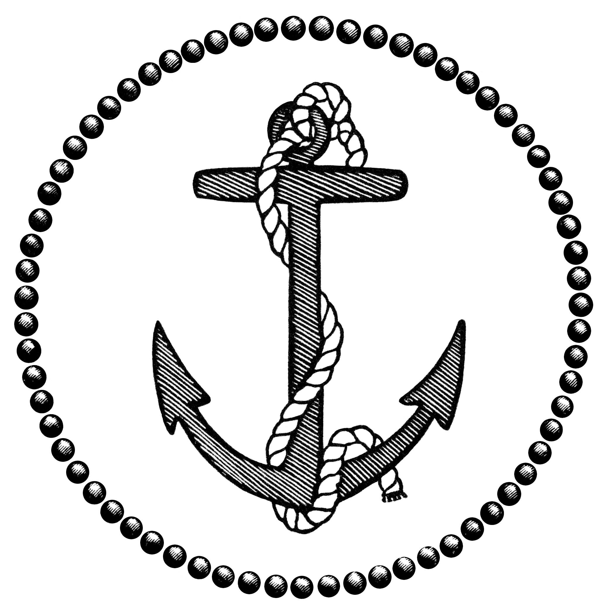 Anchors Anchor Drawings And