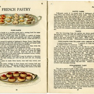 French Pastry Clip Art