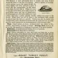 old book paper, cooking turkey recipes, black and white clip art, vintage food printable, old cookbook page, roast turkey illustration