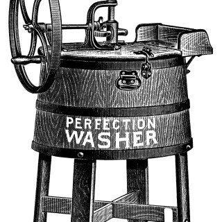 Antique Washing Machines