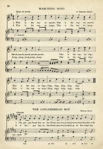 antique printable sheet music