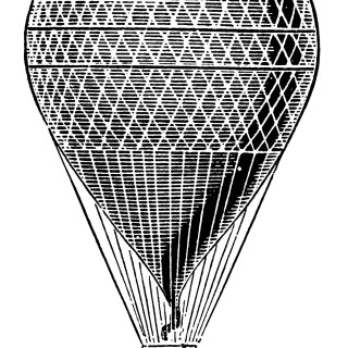 Hot Air Balloon Free Vintage Graphics