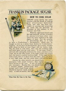 vintage recipe, franklin sugar, old recipe page, shabby recipe, junk journal printable, vintage kitchen clip art