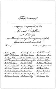 Cotillion invitation, French dance clip art, vintage invite, junk journal printable, vintage ephemera