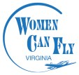 Women Can Fly logo