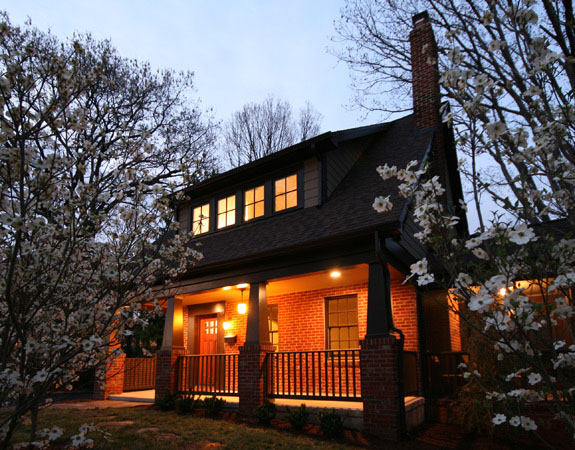 1940 S Brick Colonial Home Renovation In Northern Va Old