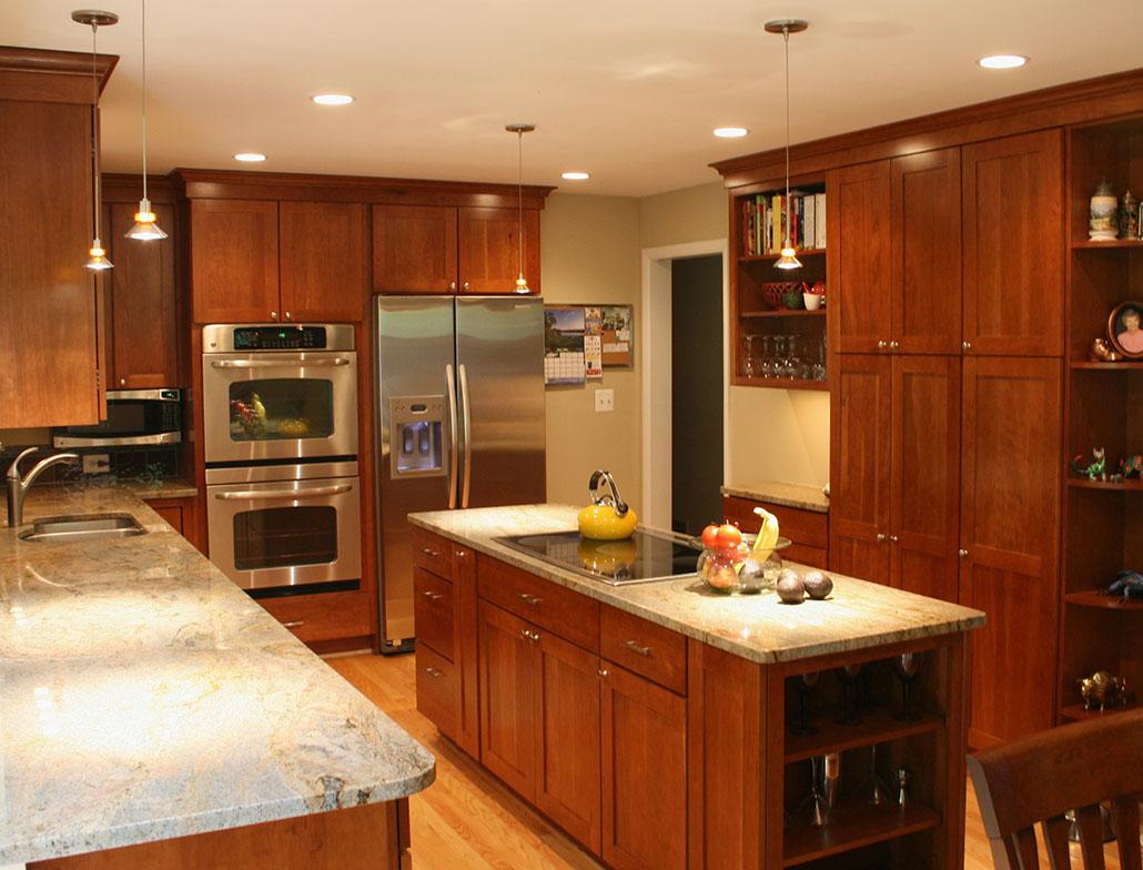 greenbrier addition & kitchen remodel in northern virginia – old