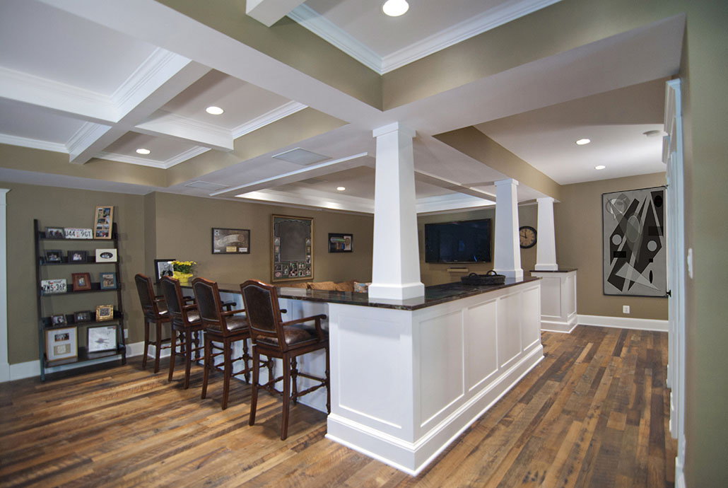 Family Rooms Amp Custom Home Theaters Old Dominion Building Group