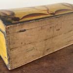 American decorated dometop box