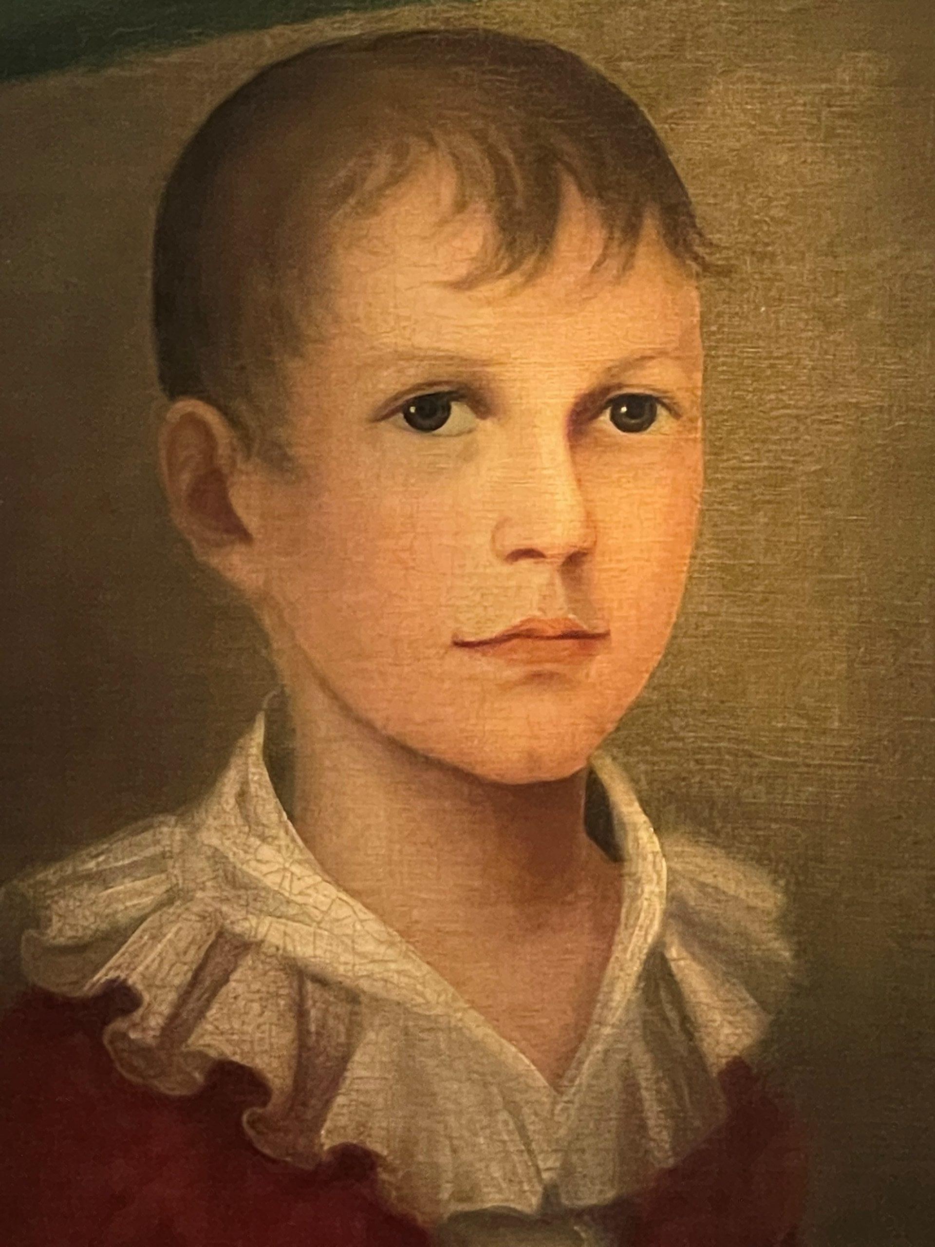 ammi phillips portrait boy rel=