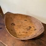 native american burlwood bowl
