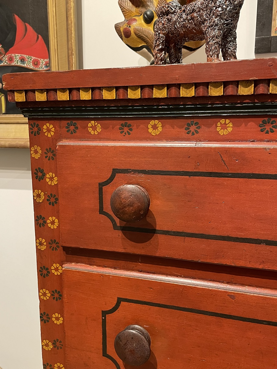 mahantongo painted chest drawers rel=