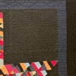 amish star crib quilt
