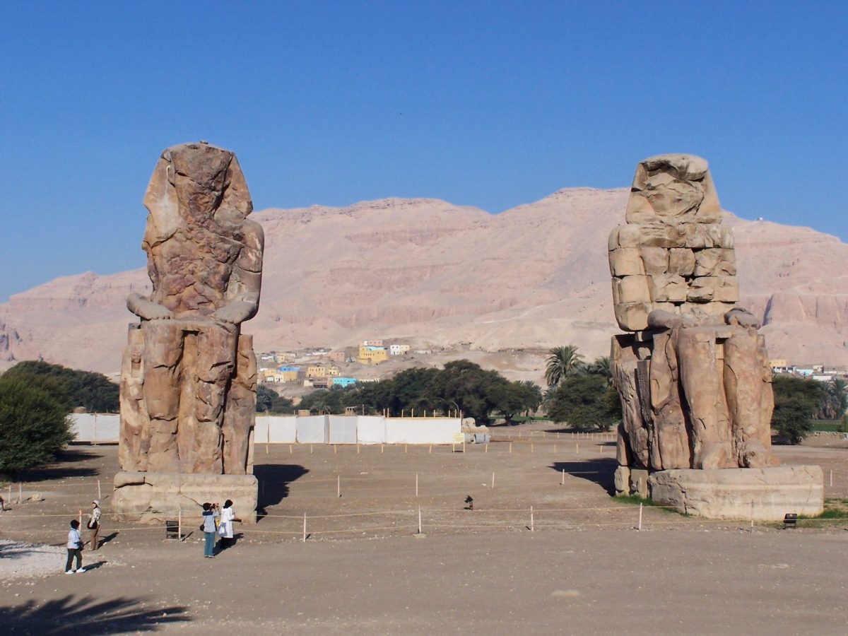 Abu Simbel and the Valley of the Kings