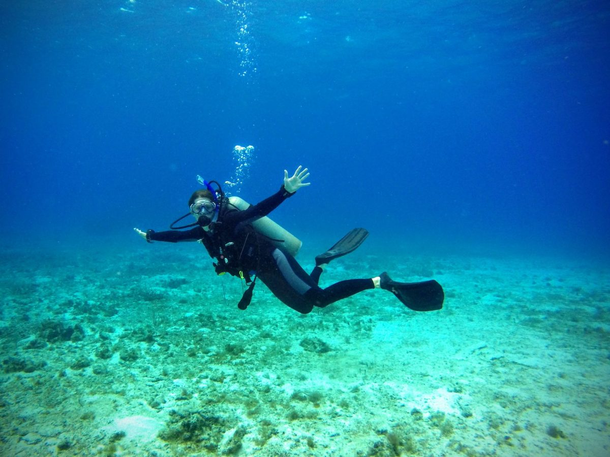 Learning to Dive in Cozumel