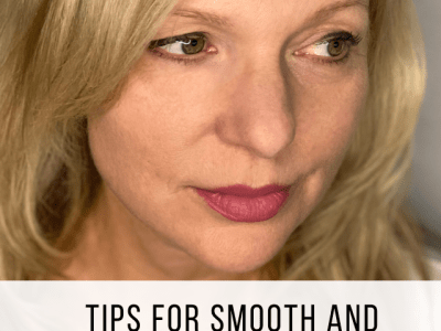 Tips for Smooth Beautiful Lips Over Age 50