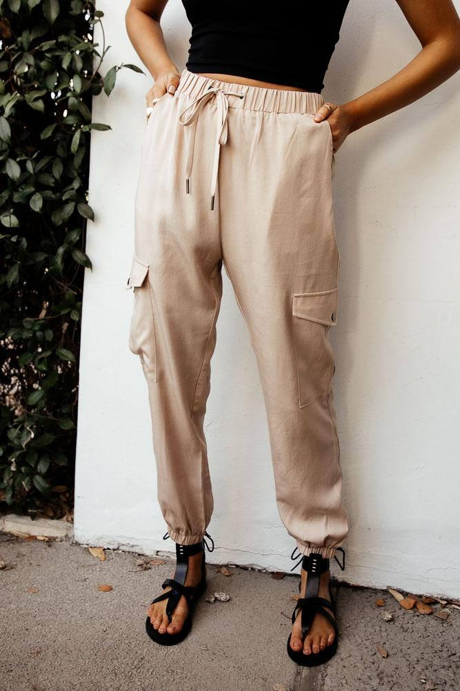 Taliah Tencel Pants - Cute Summer Outfits