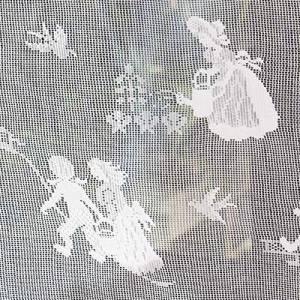 Cotton Lace Curtains-Nursery Rhymes