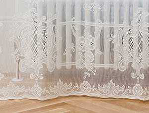 Lace Curtains-Olivia