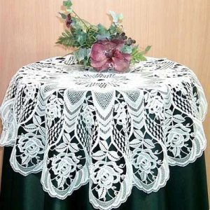 Lace Tablecloths Steffi