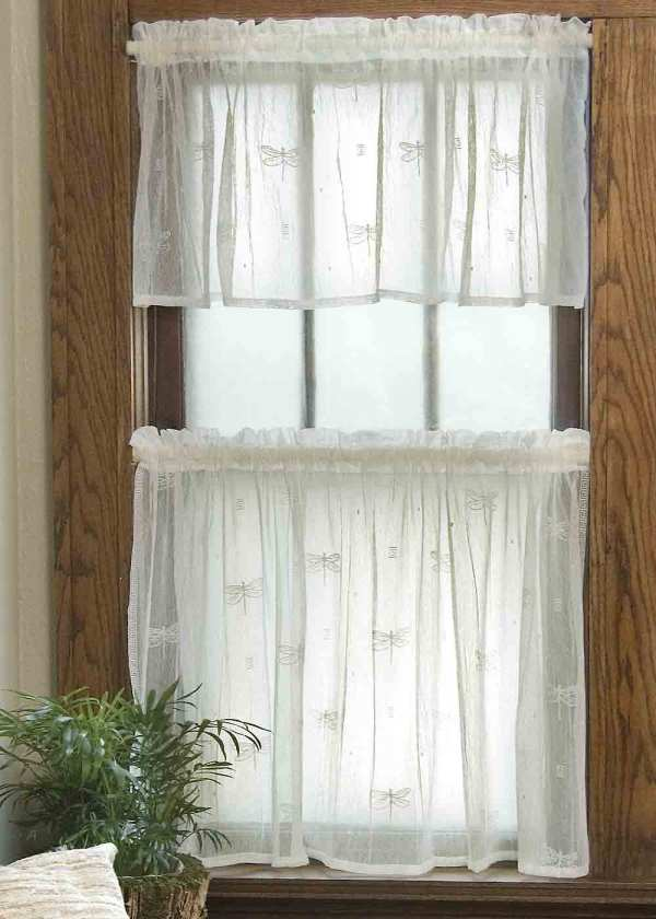 Dragonfly Valance and Tier