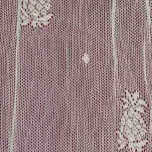 Lace Curtain Yardage-Pineapple