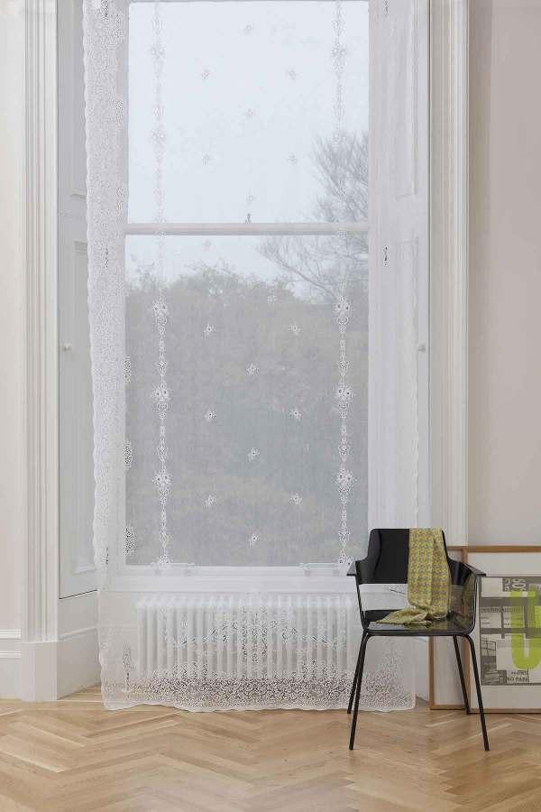 Scottish Lace Curtain-Elgin