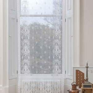 Cotton Lace Curtain-Oban