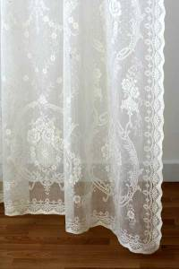 Rebecca Cotton Lace Panel