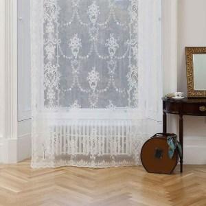 Cotton Lace Curtain-Olivia
