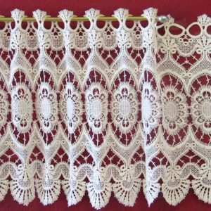 heritage cotton macrame lace