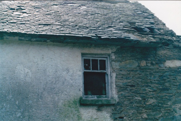 Only window (partial at that) to survive since 1840??