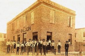 P. E. Bond Saloon