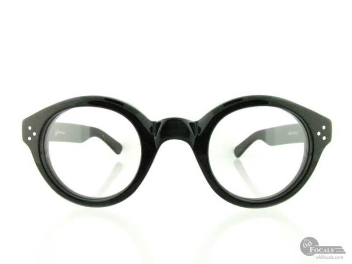 Architect - Old Focals Collector's Choice Eyewear - Black 01