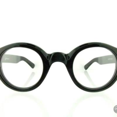 Architect - Old Focals Collector's Choice Eyewear - Black 01