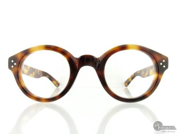 Architect - Old Focals Collector's Choice Eyewear - Light Tortoiseshell 01