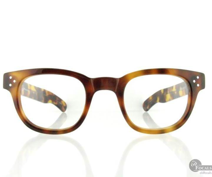Boss - Old Focals Collector's Choice Eyewear - Light Tortoiseshell 01