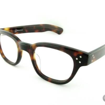 Boss - Old Focals Collector's Choice Eyewear - Tortoiseshell 02