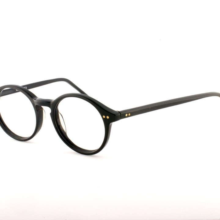 Old Focals | Soldier | Black (02)