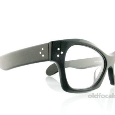 Old Focals | Collector's Choice | Rocker | Black | 03