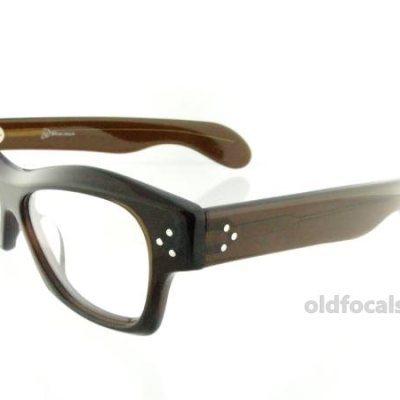 Old Focals | Collector's Choice | Rocker | Brown Smoke | 02