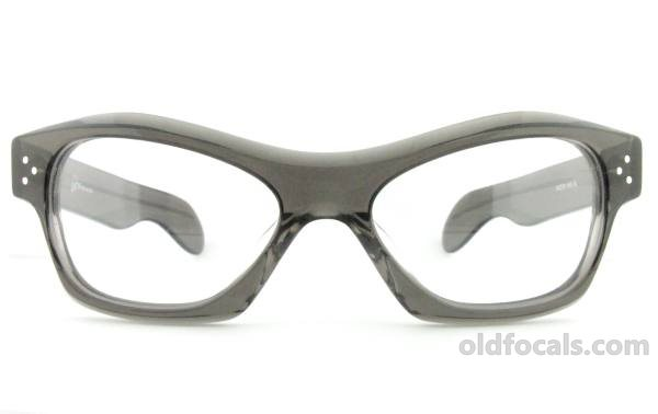 Old Focals | Collector's Choice | Rocker | Gray Smoke | 01